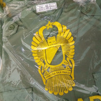BAJU PDH STANDAR TNI AD/ASLI JATAH SERI 888