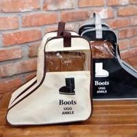 Boots Storage SHORT ANKLE / Tas Sepatu boots Ukuran Pergelangan Kaki