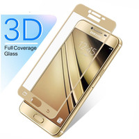Tempered Glass 3D Full Cover Samsung S7 Flat