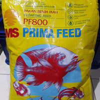 Pakan Makanan benih bibit ikan Lele nila gurame Pelet PF 800 1 Kg