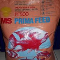 Pakan Makanan Benih bibit ikan Lele Nila Gurame Hias Pelet PF 500 1 kg