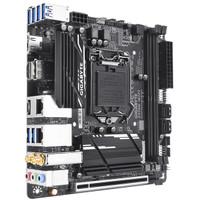 GIGABYTE Z370N WIFI (LGA1151, Z370, DDR4, USB3.1, SATA3) [TERBARU]