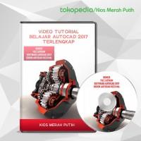 Video Tutorial AUTOCAD 2017 Bonus File Latihan dan Ebook Tutorial