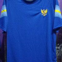 Jersey Kiper Timnas Indonesia Baju Bola Indonesia Jersey Timnas Biru