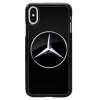 mercedes benz LOGO W4926 Iphone X Casing Custom Case