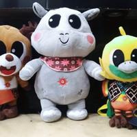 Boneka Maskot Asian Games 2018 Plush Original