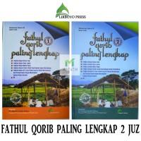 Fathul Qorib Paling Lengkap 2 Juz - Terjemah Kitab Fathul Qarib