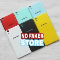 Backdoor Lenovo A6000 Back Cover Tutup Belakang Back Case - Putih