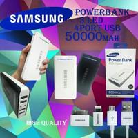 Powerbank 50000mAh Samsung with usb 4 port