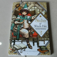 Komik Atelier of Witch Hat 2