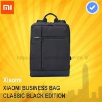 Xiaomi Bag Original Classic Business Backpack Tas Xiaomi Laptop Ransel