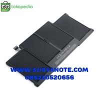 Original Baterai Laptop APPLE Macbook A1466 A1496 Macbook Air 13