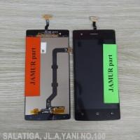 LCD OPPO R1201 OPPO NEO 5 BLACK ORI (fullset)