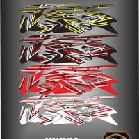 Stiker striping list motor verza grafis