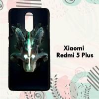 Casing Xiaomi Redmi 5 Plus Custom HP Dota 2 Juggernaut Arcana LI0075