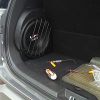 Audio box custom expander / xpander sudut