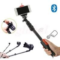 Yunteng YT-1288 Monopod / Selfie Stick / Tongsis Bluetooth with Shutte