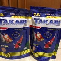 Makanan Ikan Pelet Ikan Takari 250gram Ikan Hias Butiran Mengapung