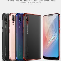 Case Huawei P20 - P20 Pro softcase casing cover ultra thin TPU PLATING