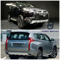 Aksesoris Bodykit Mitsubishi All New Pajero Sport Limited Edition
