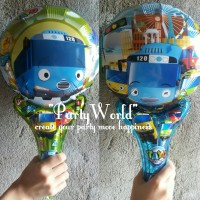 Balon Pentung Tsum Tsum / Balon Souvenier / Balon Dekor