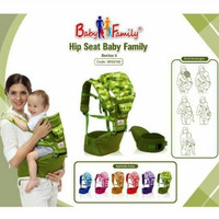 GENDONGAN HIPSEAT BABY FAMILY BY SCOTS