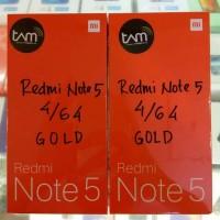 HP XIAOMI REDMI NOTE 5 PRO(XIOMI NOT 5 RAM 4/64-64GB)-GRS TAM - GOLD