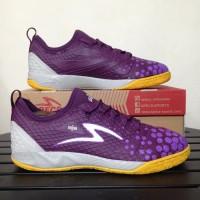 NP Sepatu Futsal Specs Metasala Knight Plum Purple 400734 Original