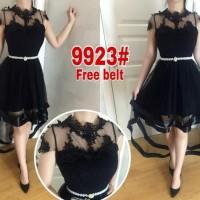 Promo Dres0327 Dress Pesta 9923 Dress Ekor Dress Nyanyi Baju Pesta
