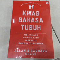 Buku Kitab Bahasa Tubuh - Allan & Barbara Pease
