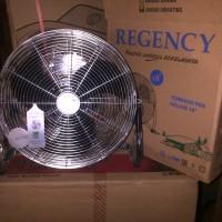 Kipas Angin Besi Regency 18 Inch 45 Cm Tornado Fan Deluxe