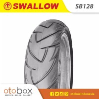 Ban Motor Tubeless Swallow 110/80-17 SB128 Samurai TL