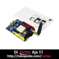 SIM900 GSM GPRS QUAD BAND SHIELD MODULE FOR ARDUINO UNO MEGA