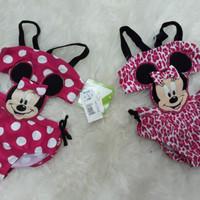 Baju renang bayi karakter mini mouse baby swimsuit brand disney baby