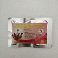 Anti snot & crd kapsul antibiotik Raid All