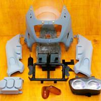 paket Fairing set Body Kits. Ninja 150. SERPICO.