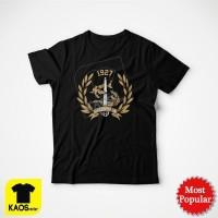 Kaos Tshirt Baju Combed 30S Distro Persebaya Surabaya 1927 Green Nord