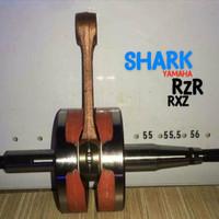 Kruk As Ymh RxZ RzR +1 StrokeUp 55mm SHARK Racing. not FAITO MOTO1 QTT