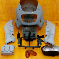 Fairing set Body kits. Ninja 150 Serpico. press Thailnd mode Blank