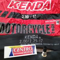 Ban dalam Sepeda Motor KENDA ukuran 200-17