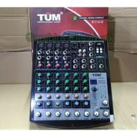 Mixer Audio Tum 8Ch PRX 8 mixer sound 8 channel
