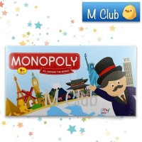 Mainan keluarga Monopoly around the world