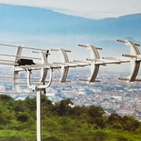 PF HD-U19 Antenna Digital UHF High Gain - Antena TV Analog Kuat Awet