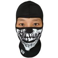Sarung Kepala Helm Ninja Skull Balaclava / Masker Tengkorak BJ