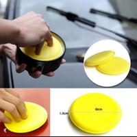 Spon poles waxing aplicator pad