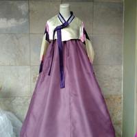 Hanbok baju adat / tradisional korea hambok hanbook kostum costume