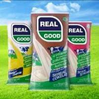 Susu UHT Real Good - 55 ml - Susu Bantal Kemasan Praktis dan Ekonomis