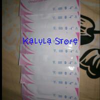 LH ovulation/tes kesuburan/test ovulasi/tes masa subur/LH test strip