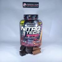 NITROTECH RIPPED 4lbs.Nitro Tech riped 4lbs MuscleTech