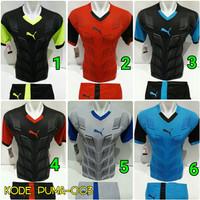 [BEST SELLER PM-003]Baju olahraga jersey bola futsal puma
